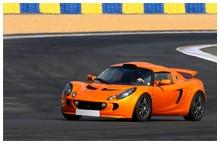 Louez la Lotus Exige S sur circuit