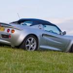 Arrière Lotus Elise 111S