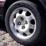 Jantes 15 pouces et pneus taille basse
