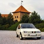 Peugeot 205 Rallye statique