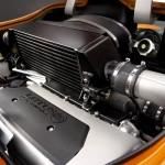 Le moteur 1.8 Toyota avec son echangeur