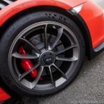 Freins Porsche 991 GT3 RS