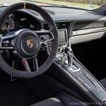 Intérieur 991 GT3 RS