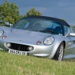 Face avant Lotus Elise 111S