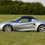 Profil Lotus Elise 111S