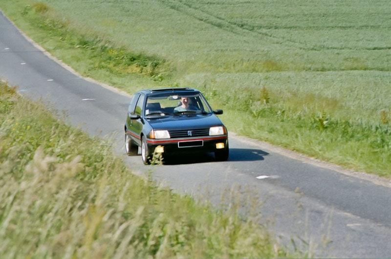 Petites routes de campagne