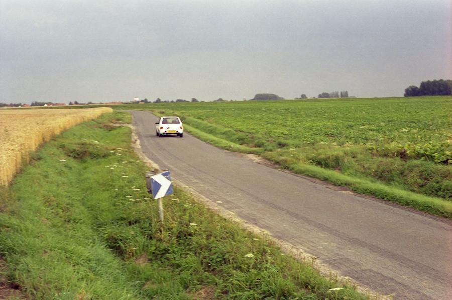 205 Rallye essai routier