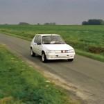 205 Rallye sur les routes du Nord