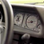 Compte tours Peugeot 205 Rallye