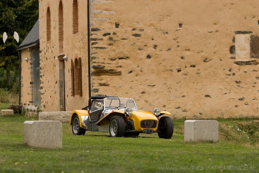 Une silhouette entrée dans l'histoire automobile !