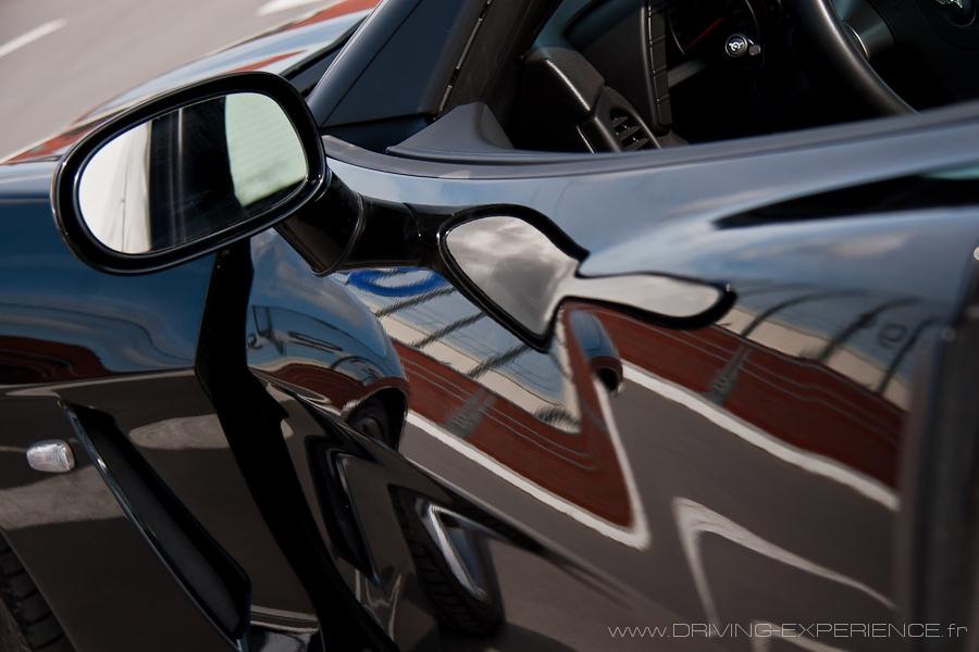 Corvette C6 - détails -