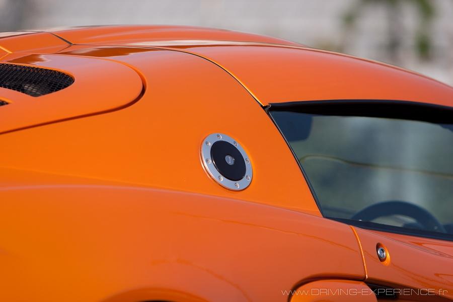 Lotus Exige S Pack Performance - détails -