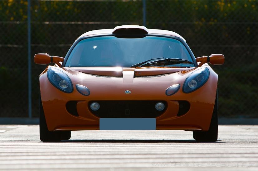 Lotus Exige S Pack Performance