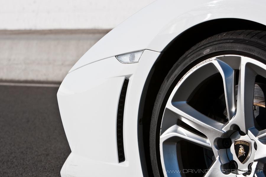 Lamborghini Gallardo - détails -