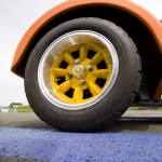 Derrière cette roue se cache l'autobloquant !