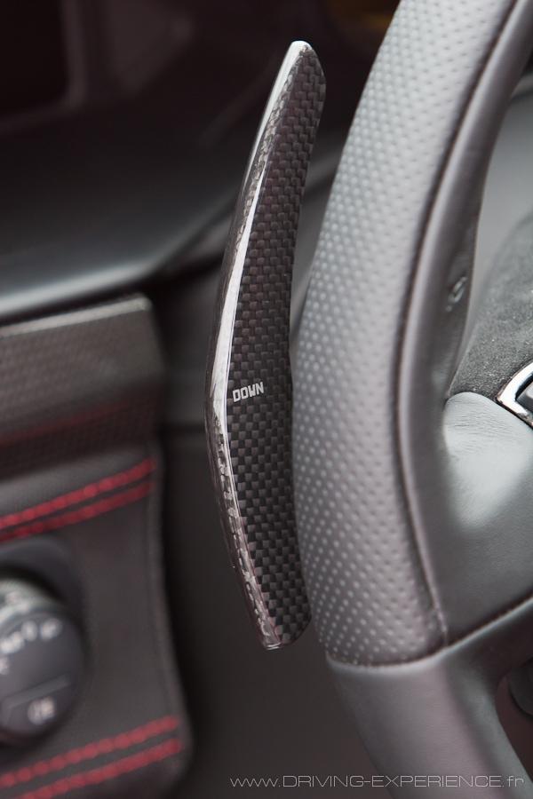 Les palettes en carbone, fines, ergonomiques et efficaces !