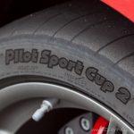 Les Michelin Pilot Sport Cup 2