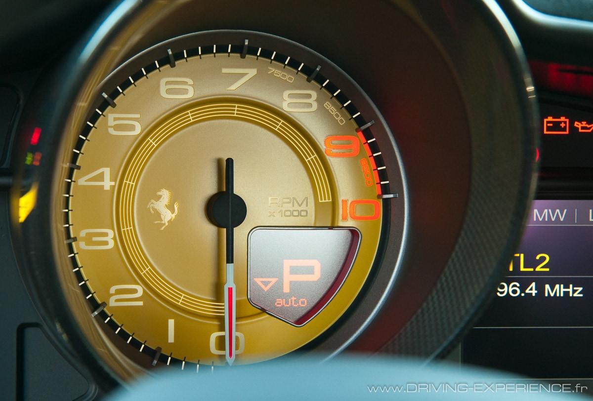 Ferrari 458 Speciale - détails -