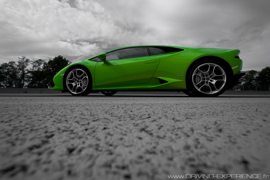 Lamborghini Huracan - Le Mans -