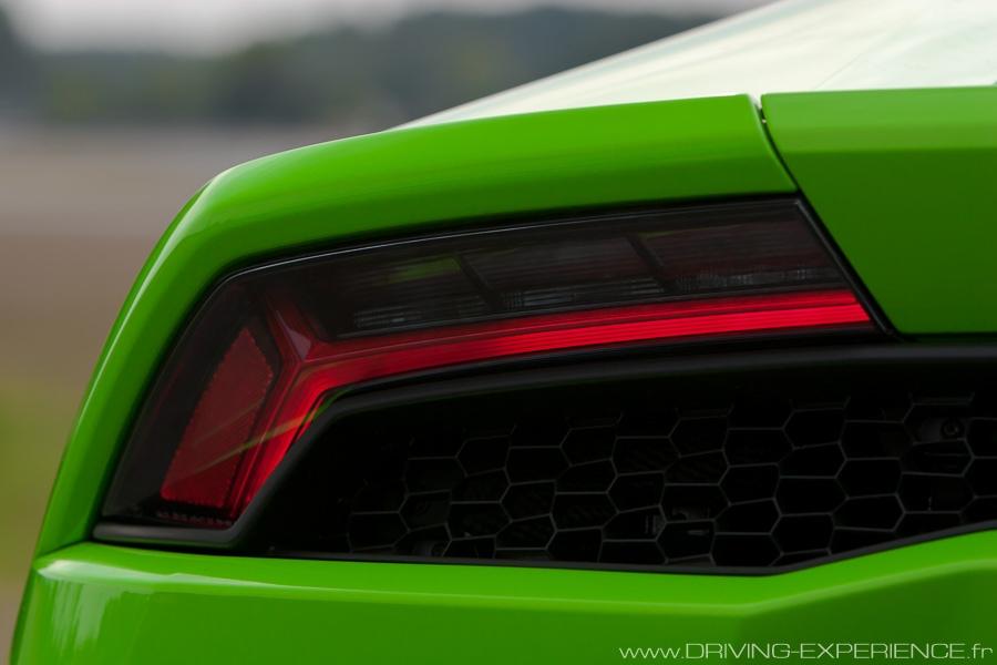 Lamborghini Huracan - détails -