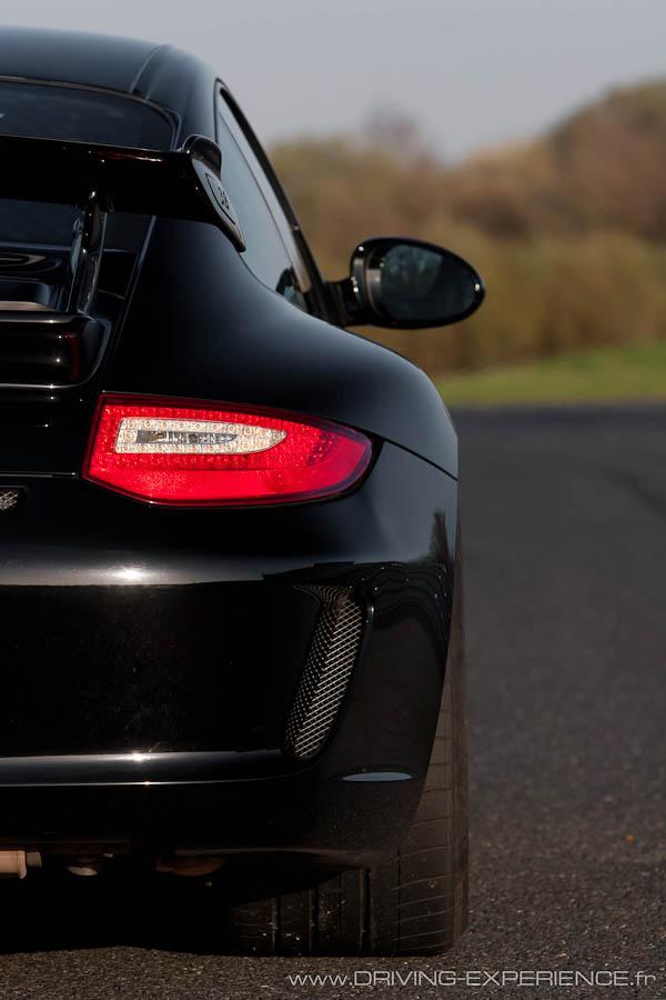 Porsche 997 GT3 - détails -