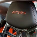 siège carbone 991 gt3 rs