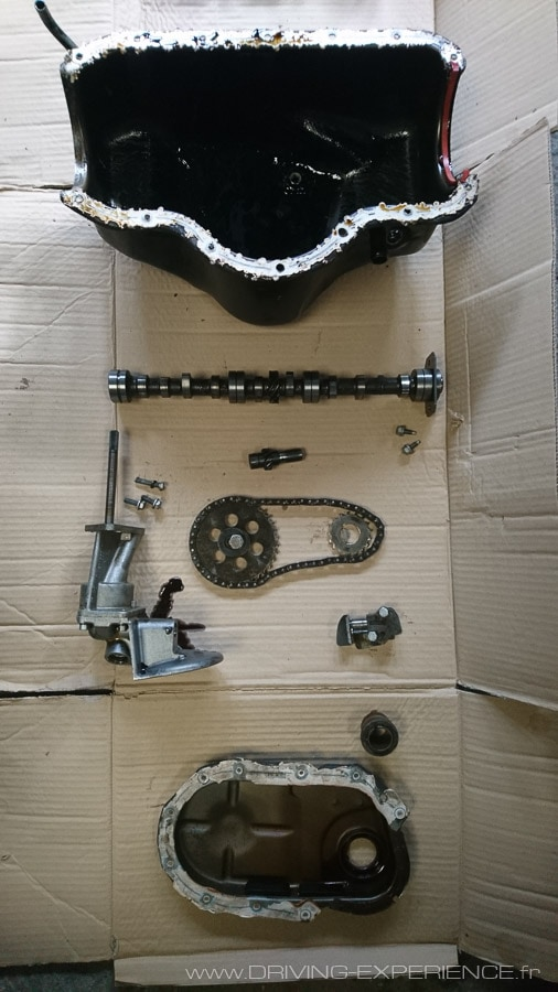 Pièces moteur R5 GT Turbo