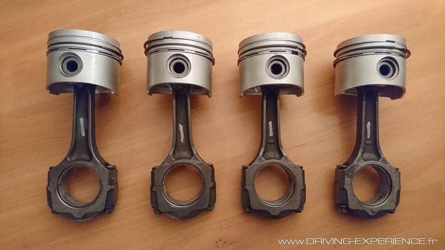 Pistons neufs R5 GT