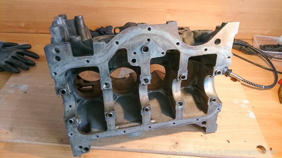 Bloc moteur R5 GT Turbo