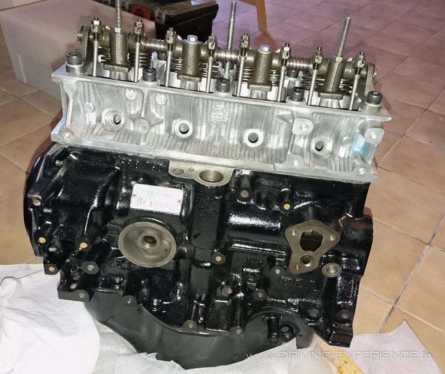 Moteur R5 GT Turbo