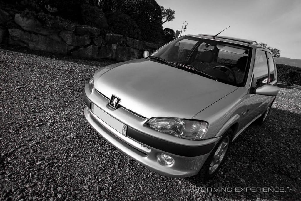 Peugeot 106 S16 N&B