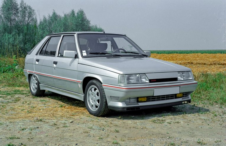 Essai Renault 11 Turbo