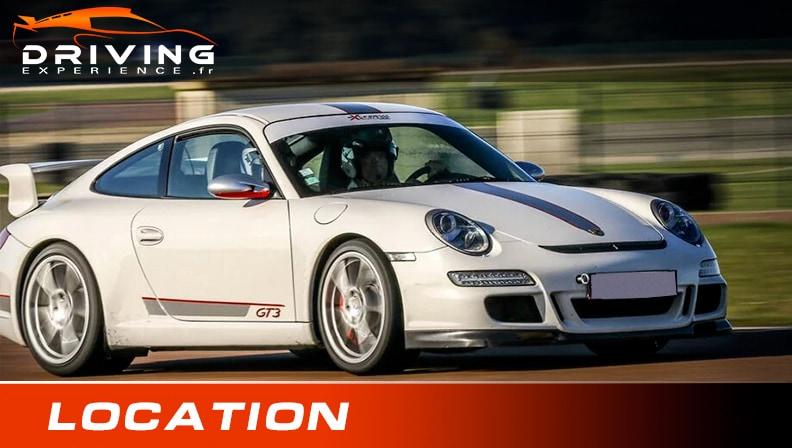 Location Porsche GT3