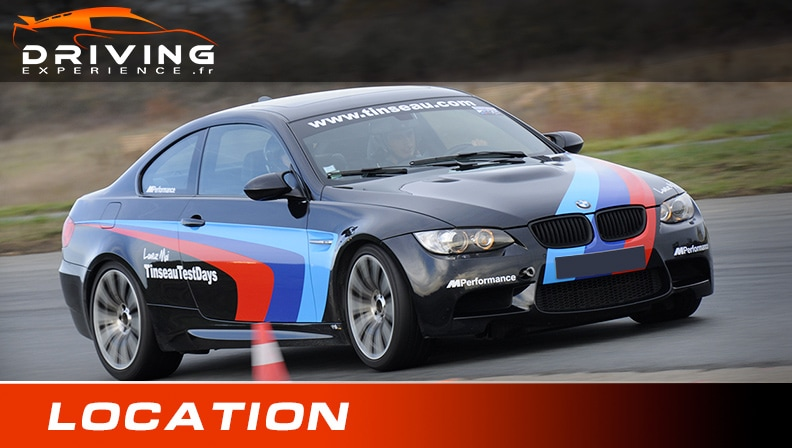 Location BMW M3 E92