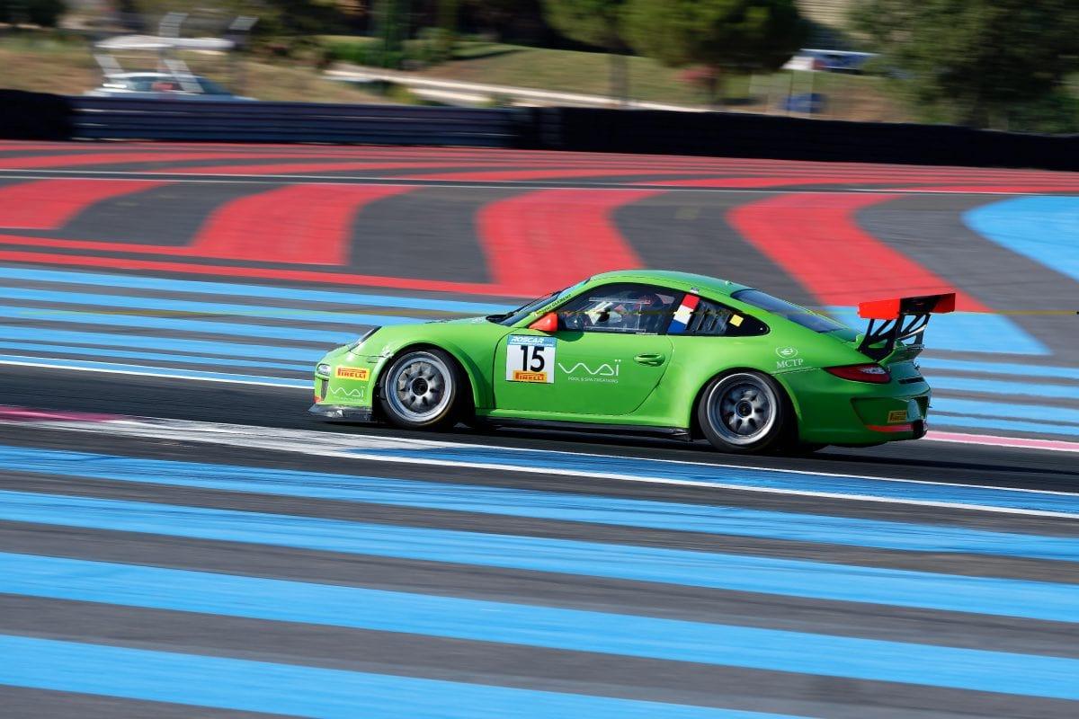 Porsche Cup circuit du Castellet