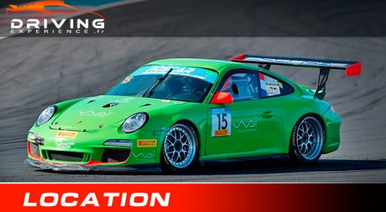 Location Porsche Cup