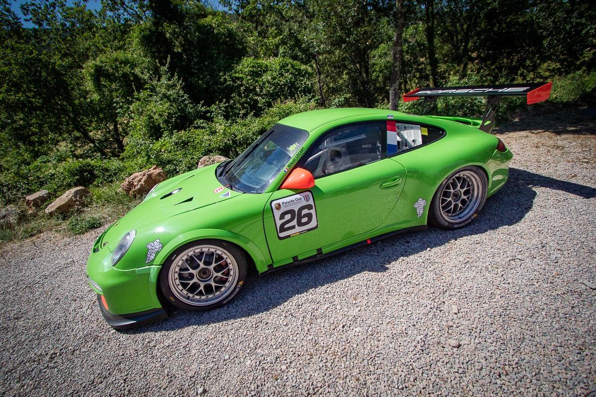 Location Porsche 997 Cup