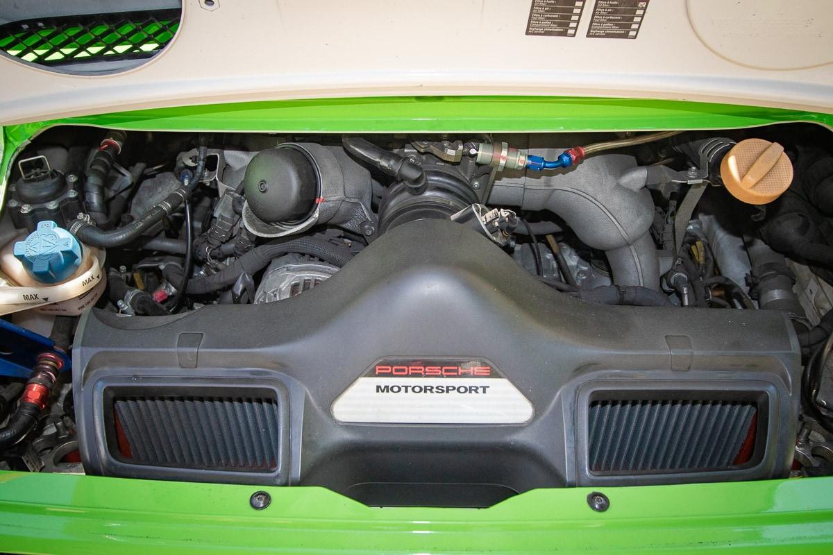 Moteur Porsche 997 Cup