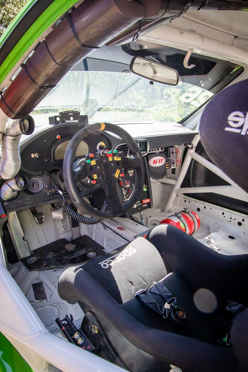 Intérieur Porsche Cup