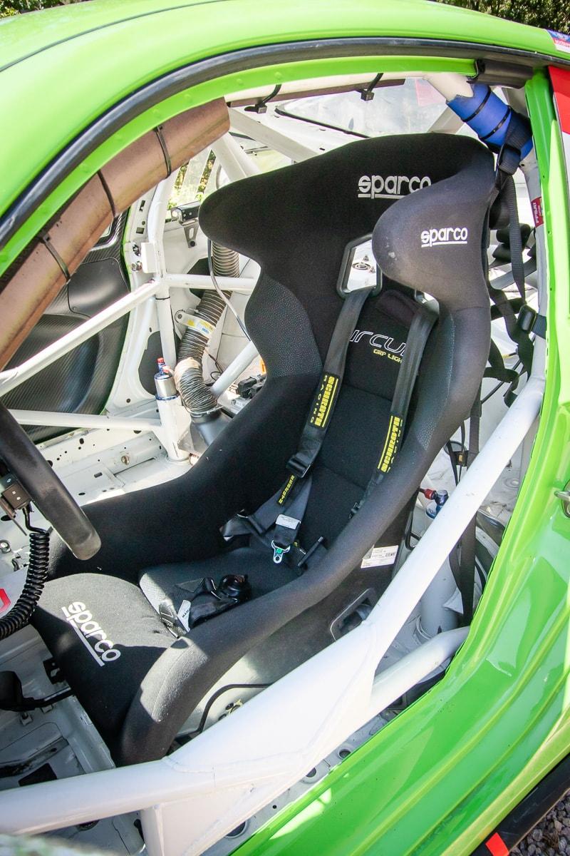 Intérieur Porsche 997 Cup