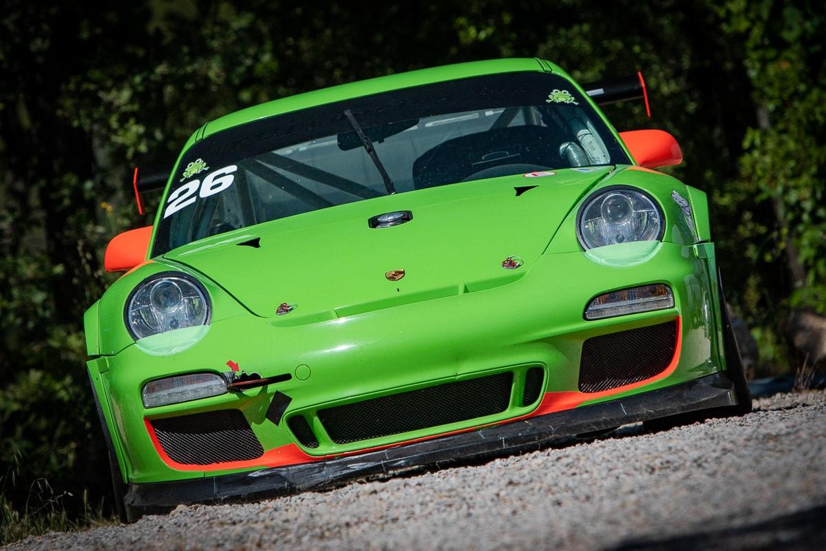 Louer une Porsche Cup